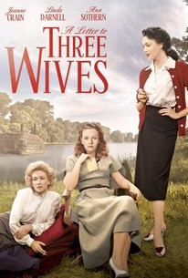 A Letter to Three Wives (1949)   Rotten Tomatoes