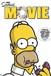 The Simpsons Movie 2007 Rotten Tomatoes