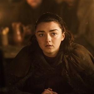 Maisie Williams as Arya Stark (Helen Sloan/HBO)