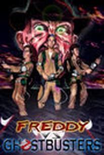 Freddy VS Ghostbusters