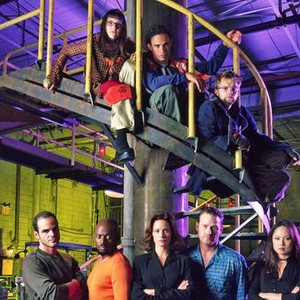 Kim Murphy, Fabrizio Filippo and  Esteban Powell (top, from left); Michael Kelly, Romany Malco, Kate Hodge, Max Martini and Susie Park (bottom, from left)