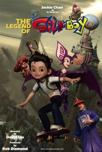 The Legend of Silk Boy