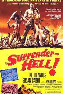 Surrender---Hell!
