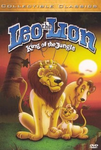 Leo the Lion, King of the Jungle