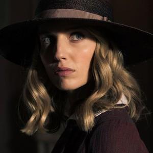 Annabelle Wallis as Grace Burgess