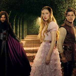Emma Rigby, Naveen Andrews, Sophie Lowe, Peter Gadiot, The White Rabbit and Michael Socha (from left)