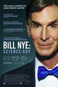 movie poster: Bill Nye: Science Guy