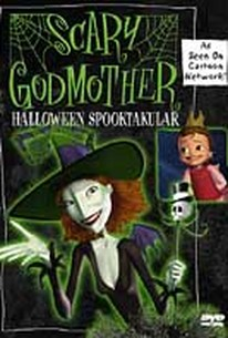 scary godmother halloween spooktakular - Halloween Is Scary