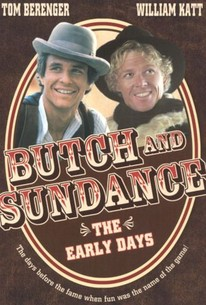 Butch and Sundance: The Early Days