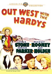 Out West with the Hardy's