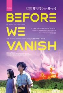 Before We Vanish (Sanpo suru shinryakusha)