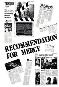 Recommendation for Mercy (Teenage Psycho Killer)