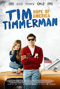 Tim Timmerman, Hope Of America