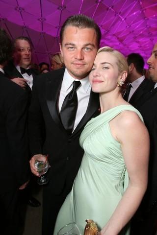 2007 Vanity Fair Oscar Party Hosted by Graydon Carter - Inside