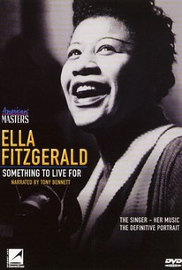 Ella Fitzgerald: Something to Live For