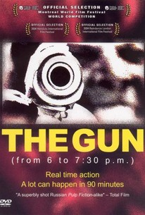 The Gun: From 6 to 7:30 pm
