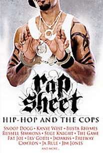 Rap Sheet: Hip Hop and the Cops