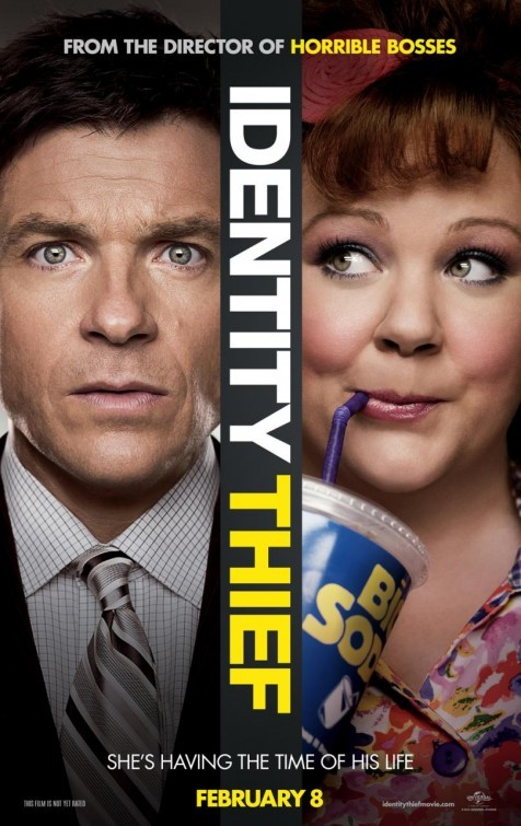 Identity Thief (2013) UNRATED Dual Audio Movie BRRip| [Hindi + Englsih ] | 720p | 900MB | Watch Online |