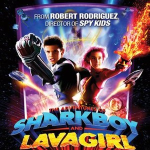 The adventures of sharkboy and lavagirl in 3 d 2005 rotten tomatoes ccuart Choice Image