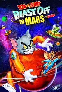 Tom and Jerry Blast Off to Mars