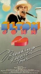 Elton John - Breaking Hearts Tour