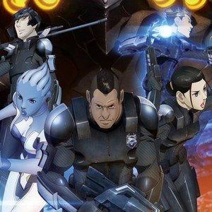 Mass Effect Paragon Lost 2012 Rotten Tomatoes