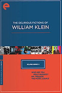 Delirious Fictions of William Klein
