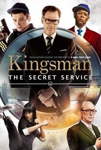 Kingsman The Secret Service 2015 Rotten Tomatoes