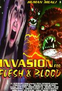 Invasion for Flesh & Blood