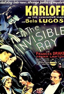The Invisible Ray