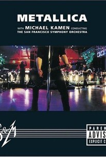 Metallica: With the San Francisco Symphony: S&M