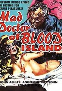 Mad Doctor of Blood Island (Grave Desires)(Tomb of the Living Dead)