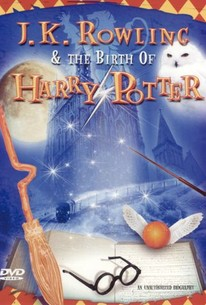 JK Rowling and the Birth of Harry Potter
