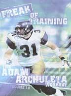 Freak Of Training - The Adam Archuleta Workout