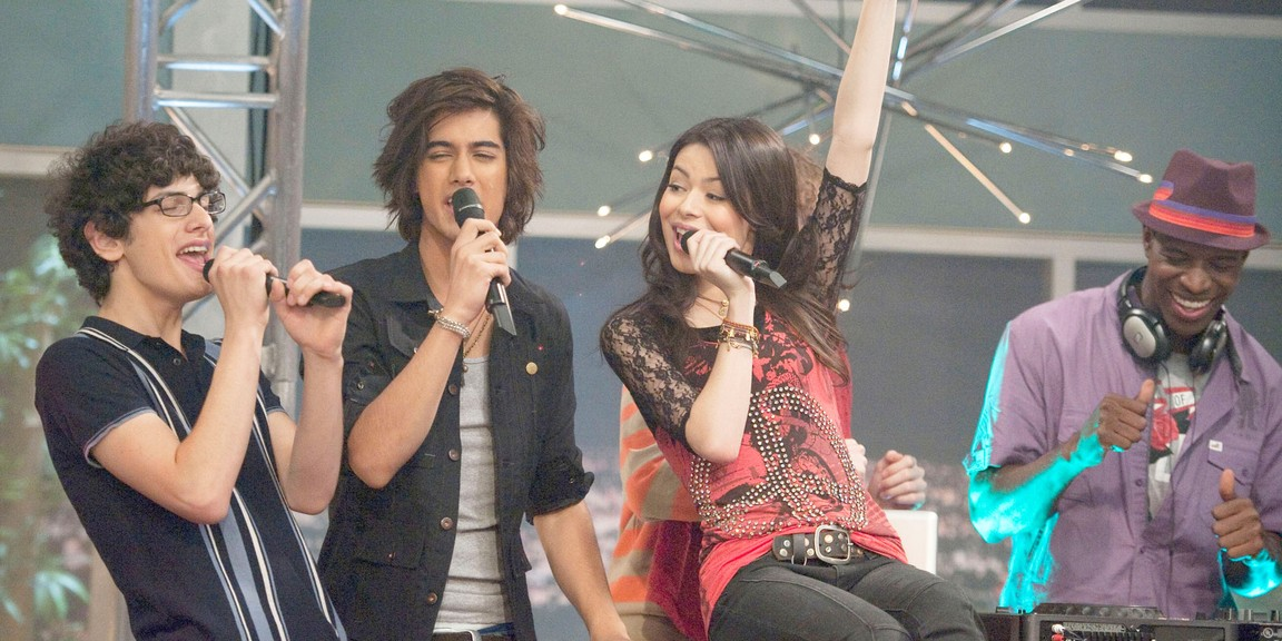 icarly iparty with victorious full episode part 1