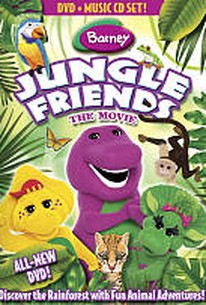 Barney's Jungle Friends