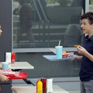 <em>Modern Family</em>, Season Six: Katelyn Dunkin, Nolan Gould