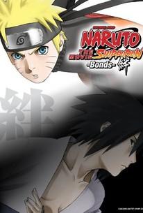 Naruto Shippûden The Movie: Bonds (Gekijô ban Naruto: Shippûden - Kizuna)