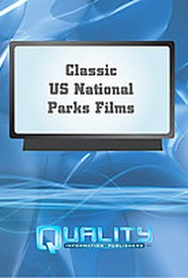 Classic US National Parks Films - United States National Park Films Featuring Yellowstone National Forest With Footage of Wildlife & Redwood National Park & Giant Redwood Trees