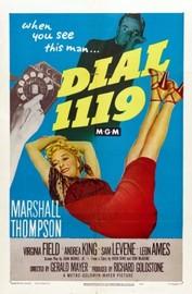 Dial 1119 (The Violent Hour)