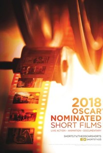 2018 Oscar Nominated Short Films, Live Action with Select Animation
