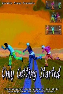 Only Getting Started: Instructional Dance Video in Pop Style