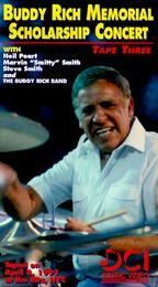Buddy Rich Memorial Scholarship Concert - Tape Three