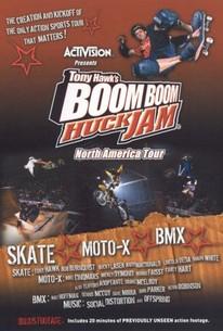 Tony Hawk's Boom Boom HuckJam Tour
