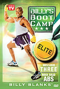 Billy Blanks Bootcamp Elite - Mission 3: Rock Solid Abs
