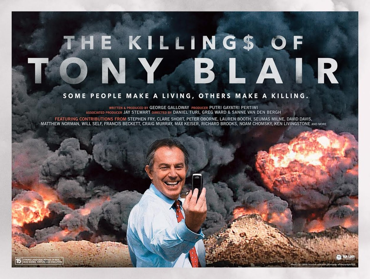 The Killing$ of Tony Blair (2016) - Rotten Tomatoes