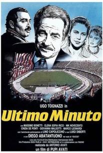 The Last Minute (Ultimo minuto)