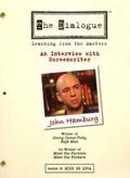The Dialogue: Learning From the Masters - John Hamburg