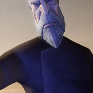 Count Dooku is voiced by Corey Burton