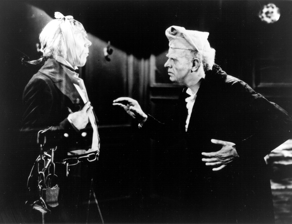 A Christmas Carol (1938) - Rotten Tomatoes